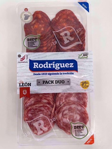 Pack Dúo (Chorizo y Salchichón) 150 g (75+75)